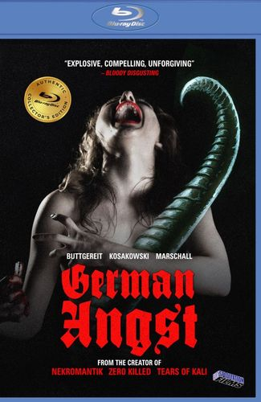 German Angst [Blu-ray] 34029118
