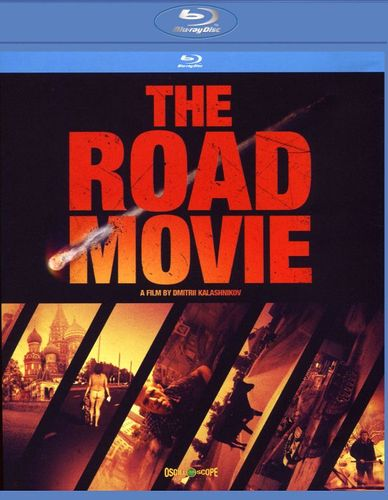 The Road Movie [Blu-ray] [2016] 34029241