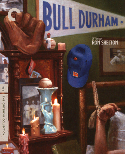 Criterion Collection: Bull Durham [Criterion Collection] [Blu-ray] [1988] 34029364