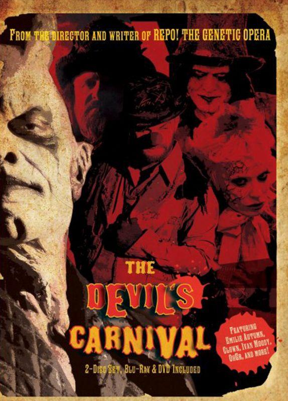 The Devil's Carnival [Blu-ray] [2012] 34030671