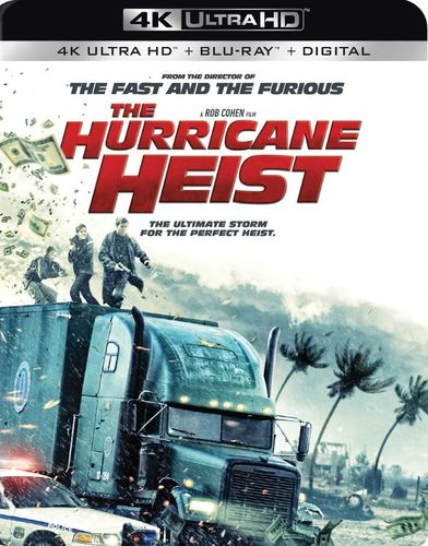 The Hurricane Heist [4K Ultra HD Blu-ray/Blu-ray] [2018] 34033146