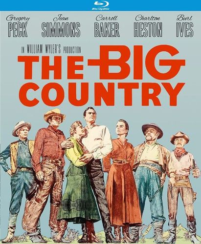 The Big Country [Blu-ray] [1958] 34041576