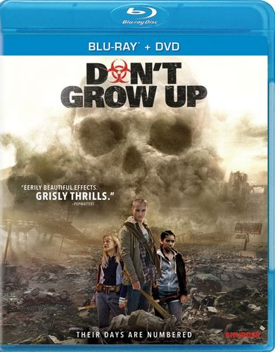 Don't Grow Up [Blu-ray/DVD] 34041658