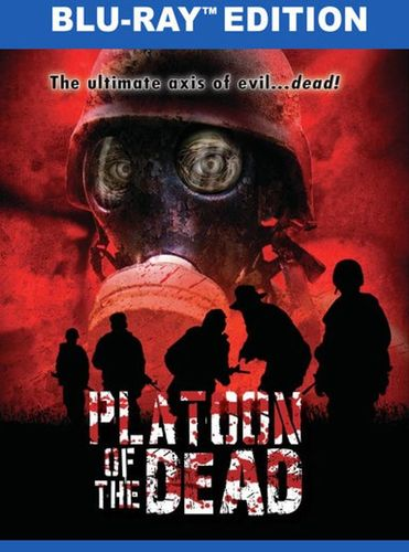 Platoon of the Dead [Blu-ray] 34042189