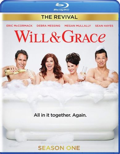 Will and Grace (The Revival): Season 1 [Blu-ray] 34042593