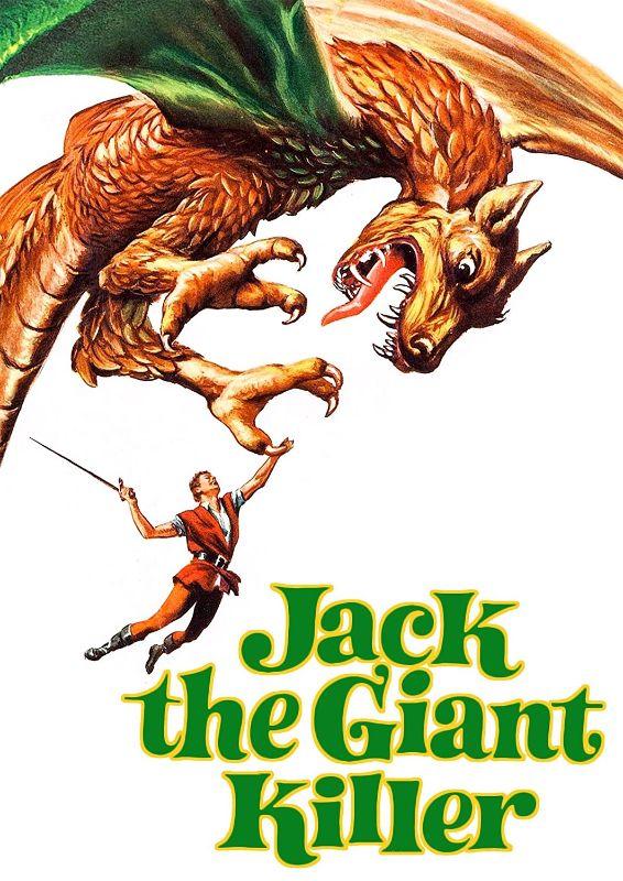 Jack the Giant Killer [DVD] [1962] 34043476