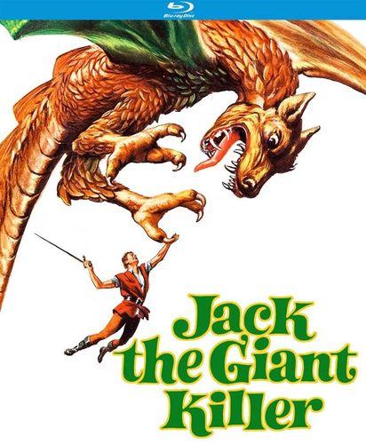 Jack the Giant Killer [Blu-ray] [1962] 34043485