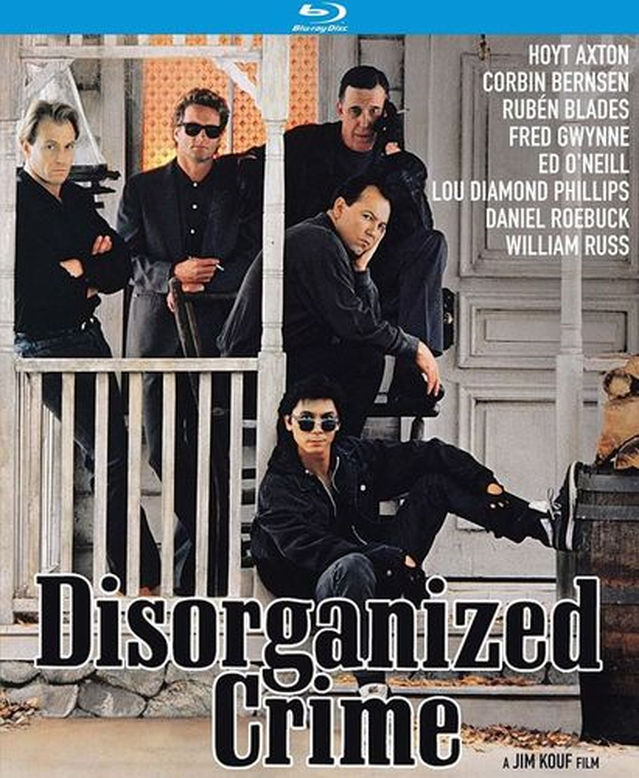 Disorganized Crime [Blu-ray] [1989] 34043901