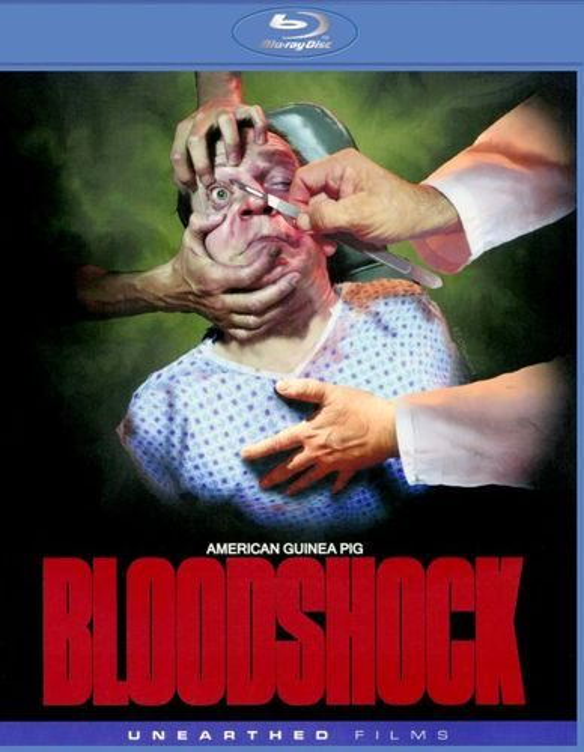 American Guinea Pig: Bloodshock [Blu-ray] [2015] 34045438