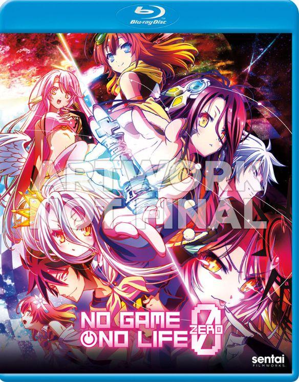 No Game, No Life the Movie: Zero [Blu-ray] 34052027