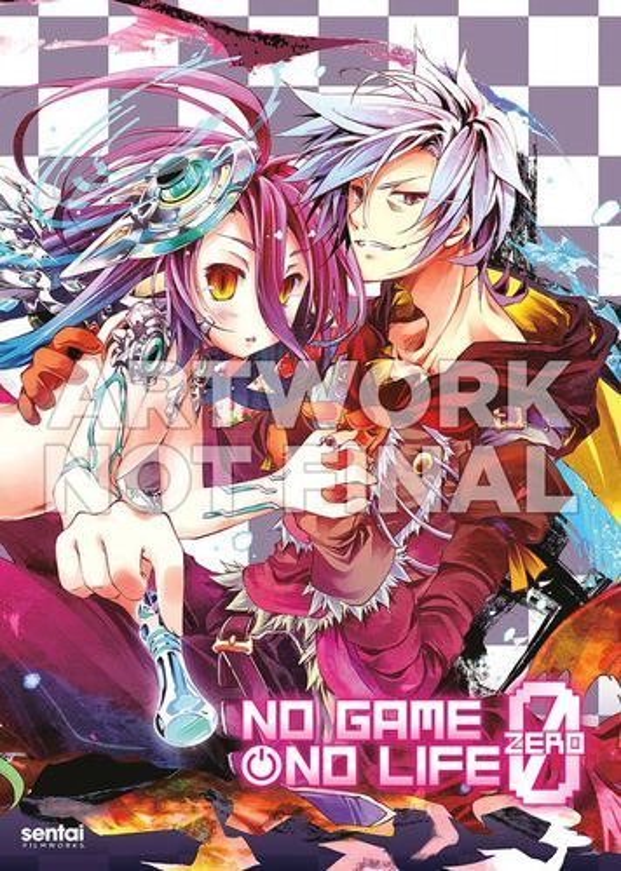 No Game, No Life the Movie: Zero [Blu-ray] 34052315