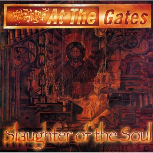 Slaughter of the Soul [LP] - VINYL 34057805