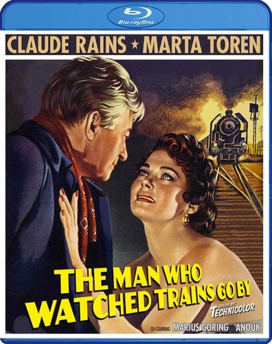 The Man Who Watched Trains Go By [Blu-ray] [1953] 34060353