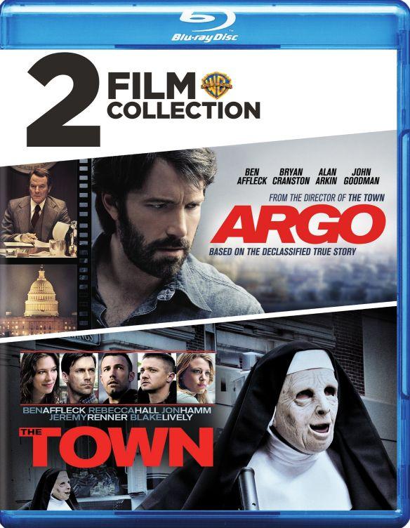 Argo/The Town [Blu-ray] 34068319