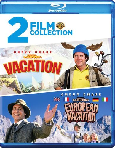 National Lampoon's Vacation/National Lampoon's European Vacation [Blu-ray] 34068346