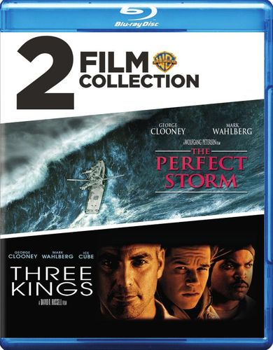 The Perfect Storm/Three Kings [Blu-ray] 34068355