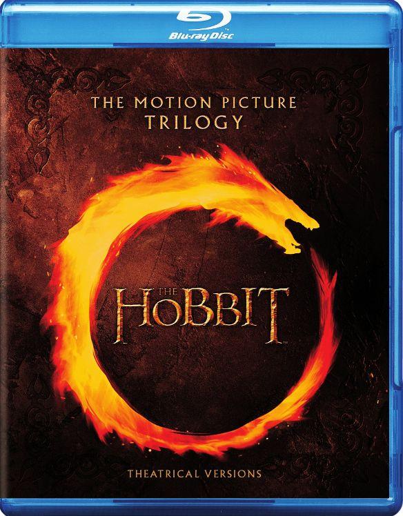 The Hobbit Trilogy [Blu-ray] 34068364