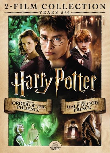 Harry Potter and the Order of Phoenix/Harry Potter and the Half-Blood Prince [DVD] 34068497