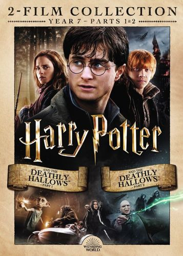 Harry Potter and the Deathly Hallows, Part 1 and 2 [DVD] 34068513