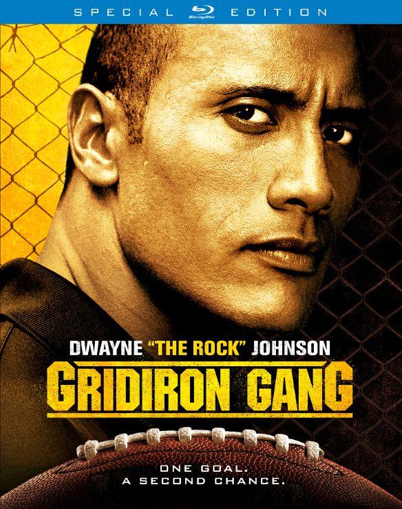 Gridiron Gang [Blu-ray] [2006] 34068631