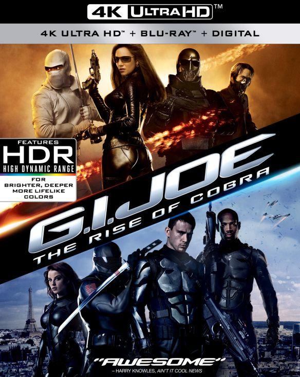 G.I. Joe: The Rise of Cobra [4K Ultra HD Blu-ray/Blu-ray] [2009] 34082169