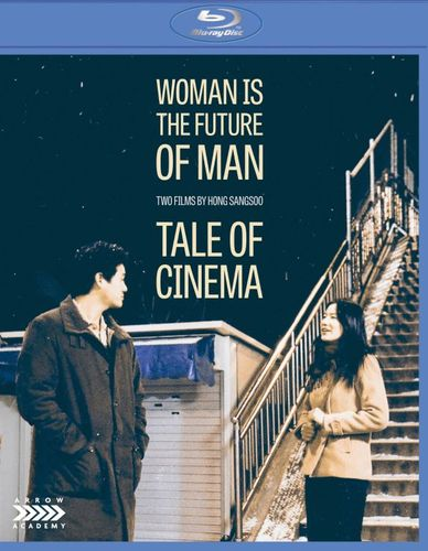 Woman Is the Future of Man/Tale of Cinema: Two Films by Hong [Blu-ray] 34086014