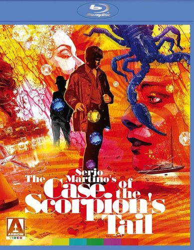 Case of the Scorpion's Tail [Blu-ray] [1971] 34086087