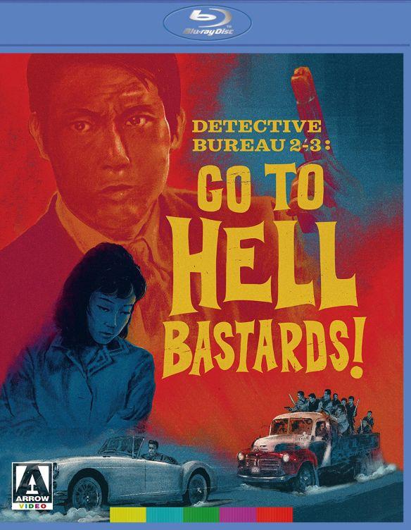 Detective Bureau 2-3: Go to Hell Bastards [Blu-ray] [1963] 34086096