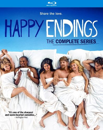 Happy Endings: The Complete Series [Blu-ray] 34087823