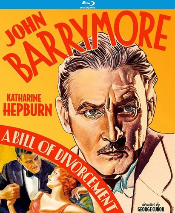 A Bill of Divorcement [Blu-ray] [1932] 34092791