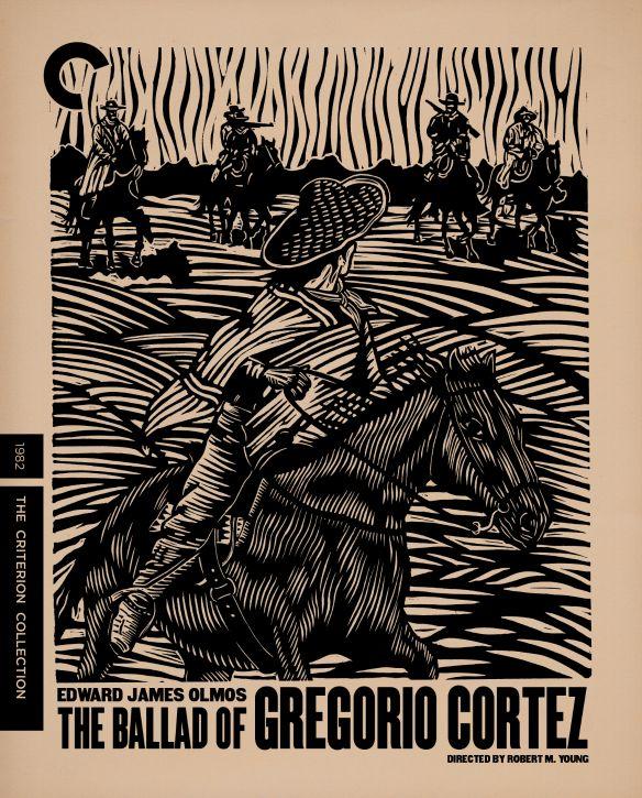 Criterion Collection: The Ballad of Gregorio Cortez [Blu-ray] [1983] 34096833