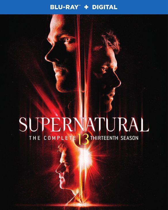 Supernatural: The Complete Thirteenth Season [Blu-ray] 34102176