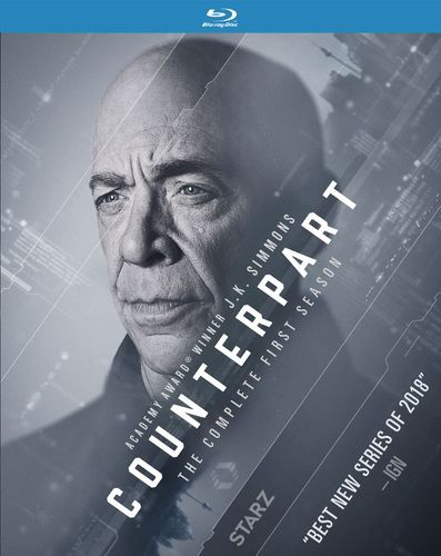 Counterpart: The Complete First Season [Blu-ray] 34109197