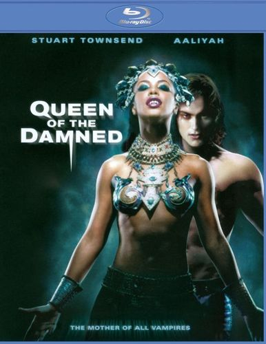 Queen of the Damned [Blu-ray] [2002] 3411026