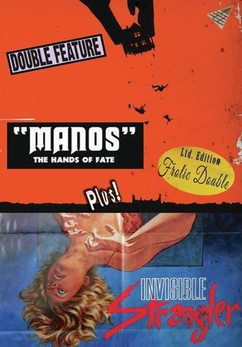 Manos: The Hands of Fate/Invisible Strangler [DVD] 34113295