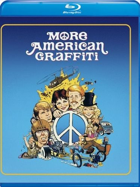 More American Graffiti [Blu-ray] [1979] 34114811