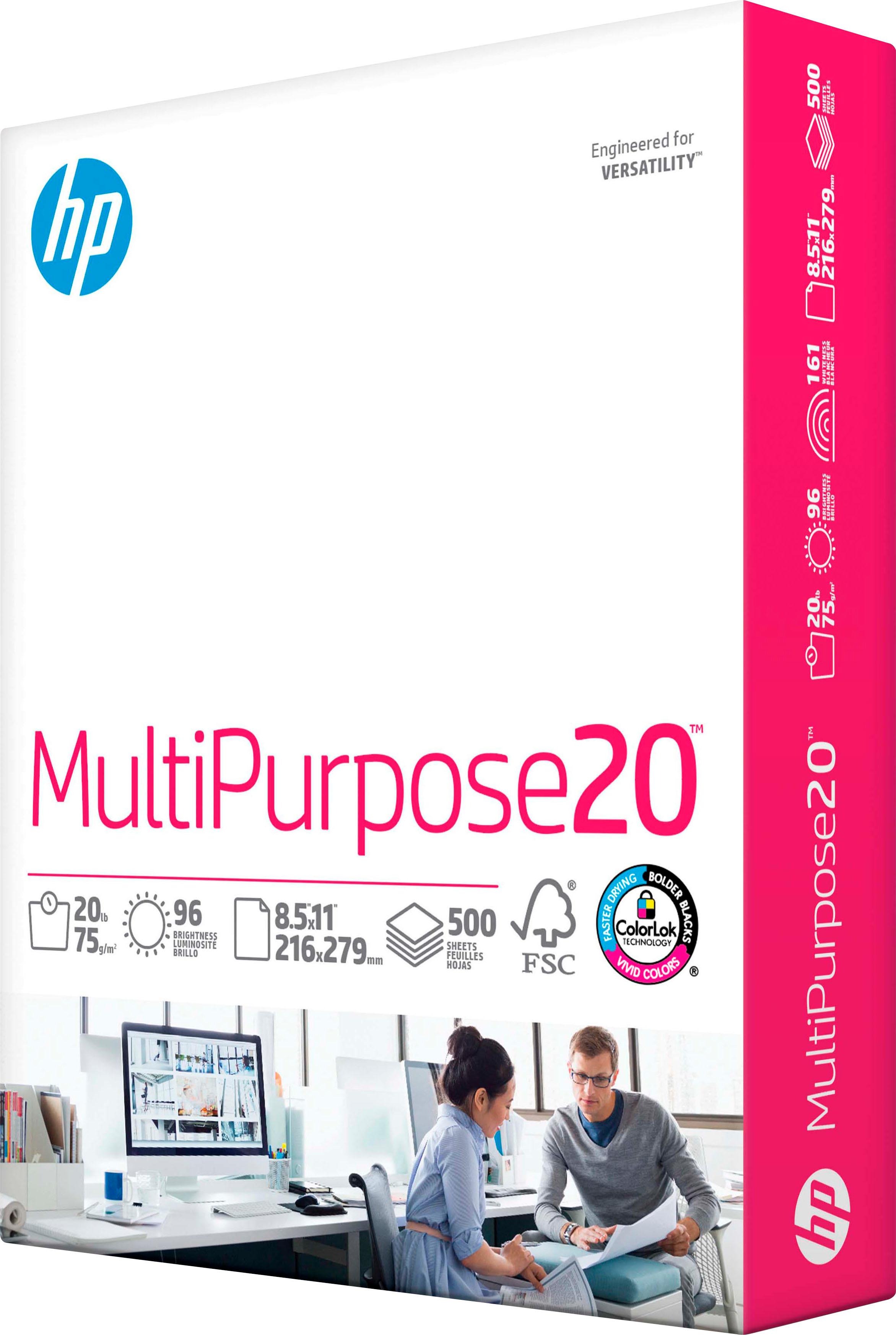 HP Everyday Copy & Multipurpose Paper 112000