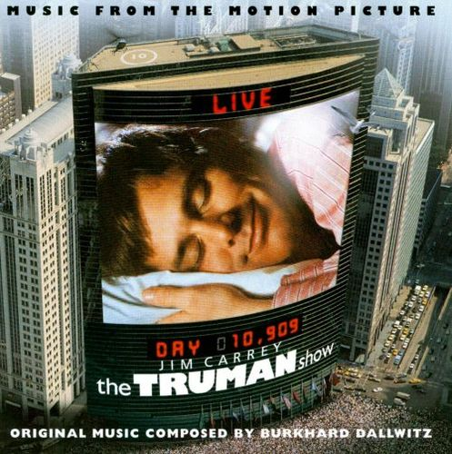 The Truman Show [Music from the Motion Picture] [CD] 3413050