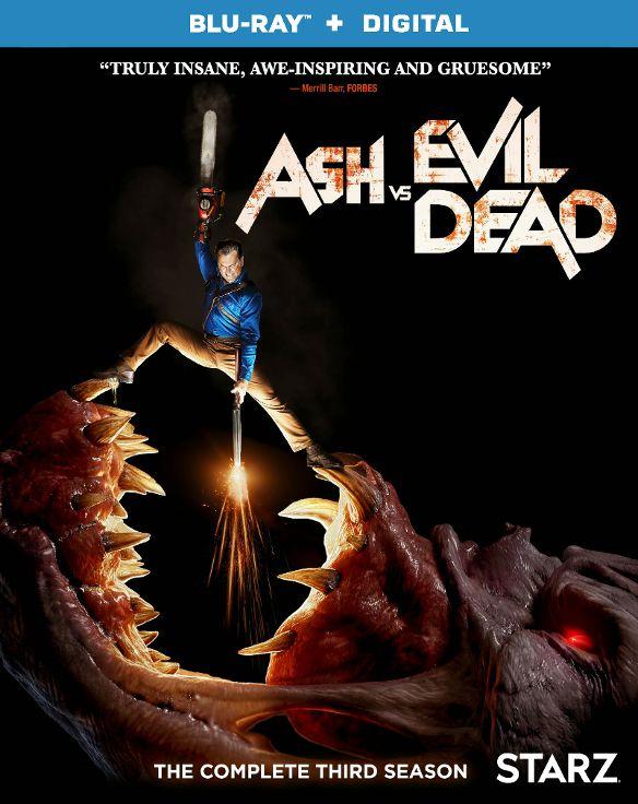 Ash vs Evil Dead: Season 3 [Blu-ray] 34133269