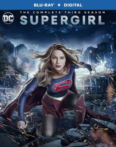 Supergirl: The Complete Third Season [Blu-ray] 34133513