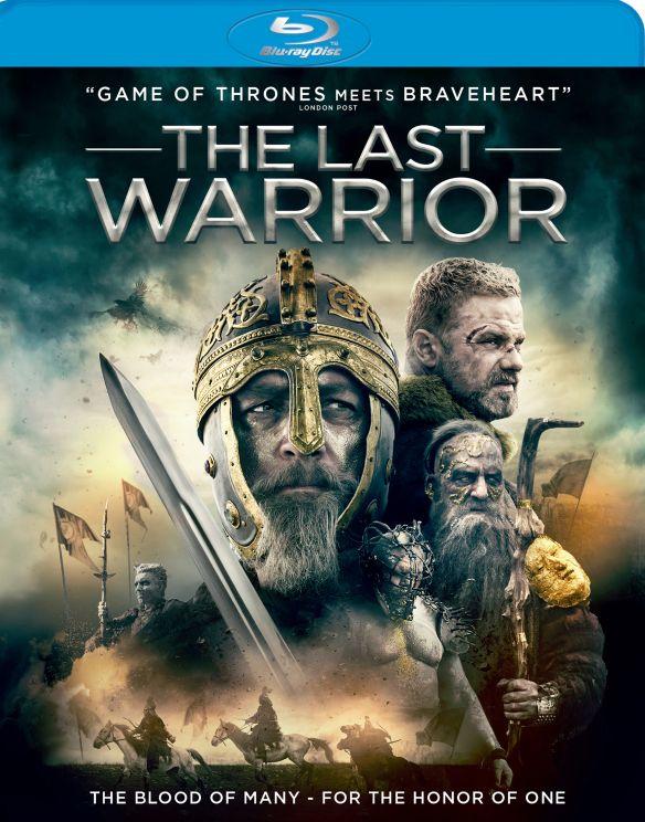 The Last Warrior [Blu-ray] [2017] 34138186