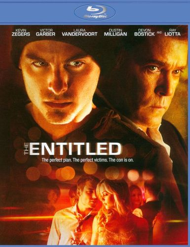 The Entitled [Blu-ray] [2011] 3415203
