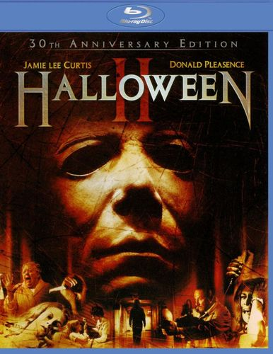 Halloween II [30th Anniversary Edition] [Blu-ray] [1981] 3415346
