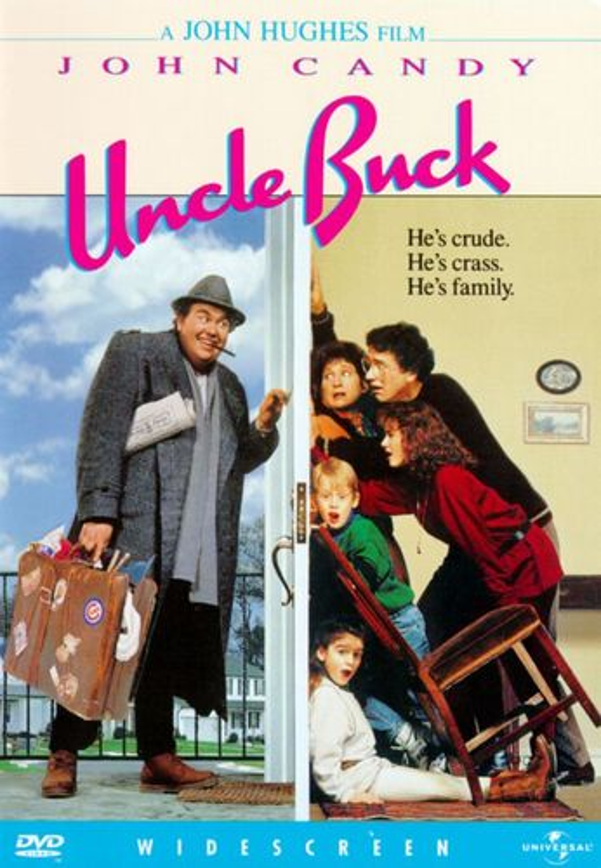 Uncle Buck [DVD] [1989] 3415904