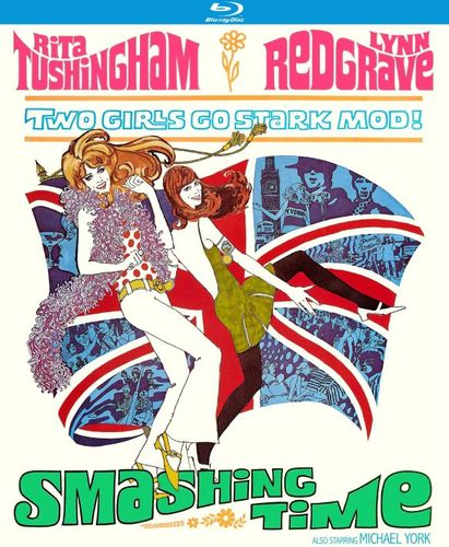 Smashing Time [Blu-ray] [1967] 34159639