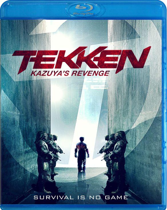 Tekken 2: Kazuya's Revenge [Blu-ray] [2014]