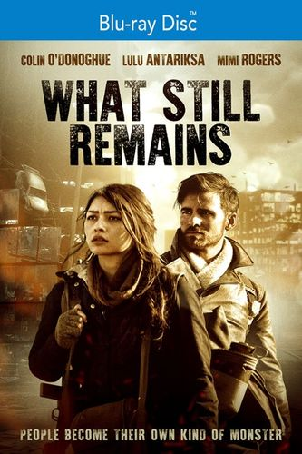 What Still Remains [Blu-ray] 34168171
