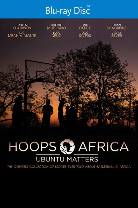 Hoops Africa: Ubuntu Matters [Blu-ray] 34182447