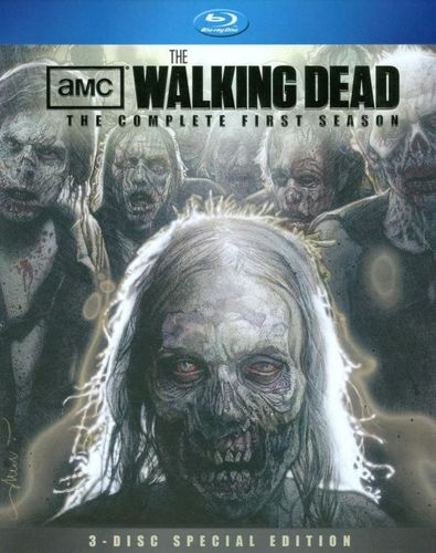 The Walking Dead: The Complete First Season [Special Edition] [3 Discs] [Blu-ray] 3421374