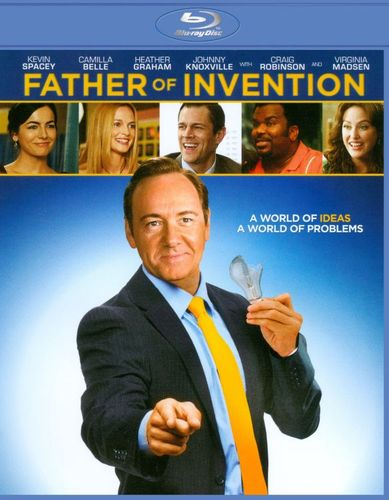Father of Invention [Blu-ray] [2010] 3421674